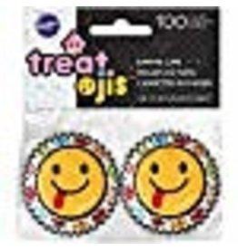 Wilton Mini Emoji Cupcake Liners