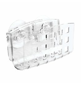Interdesign Interdesign #25200 Clear Suction Soap Holder