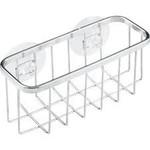 Interdesign InterDesign Polished Suct Sink Center Sinkworks