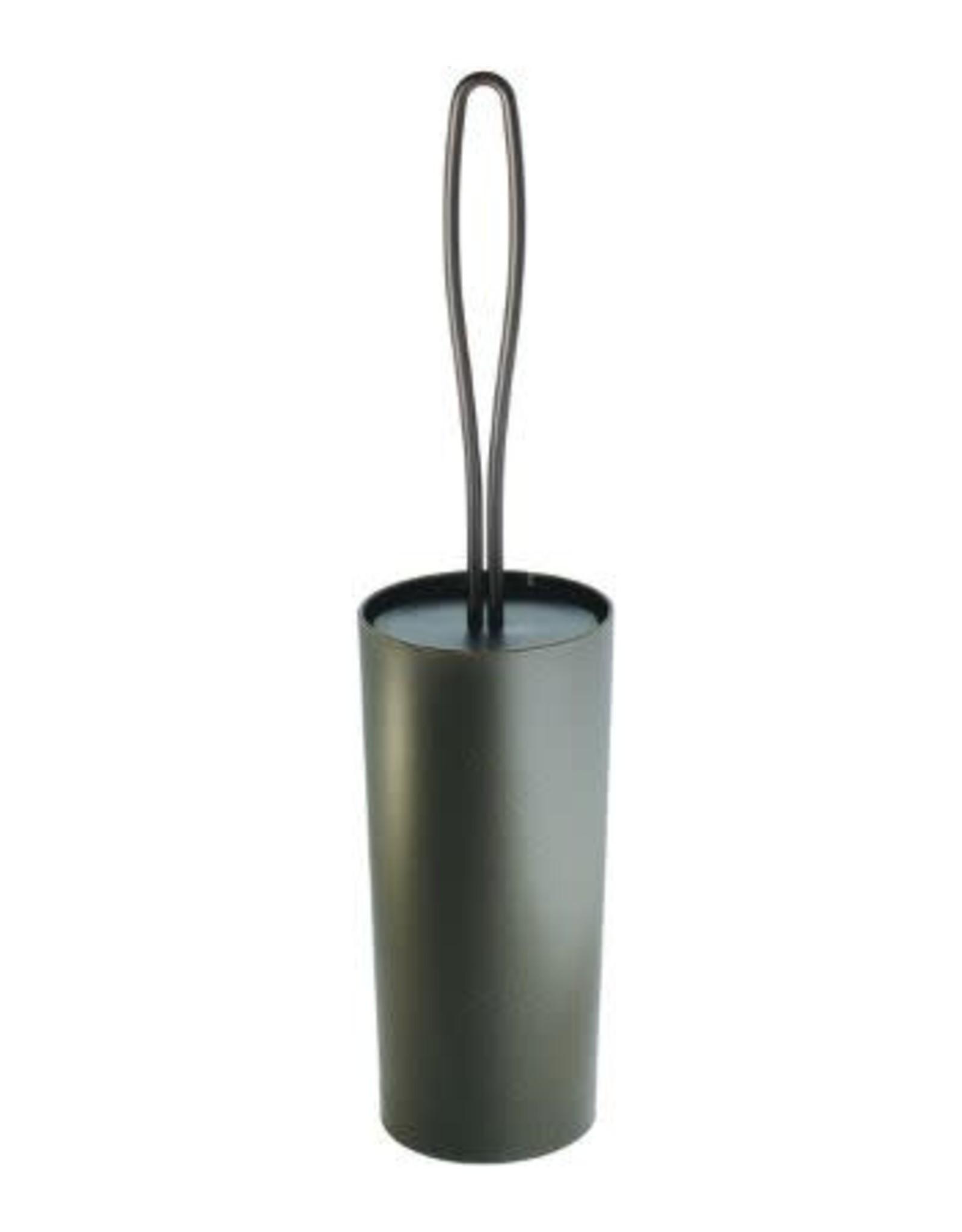Interdesign InterDesign Bronze Loop Bowl Brush