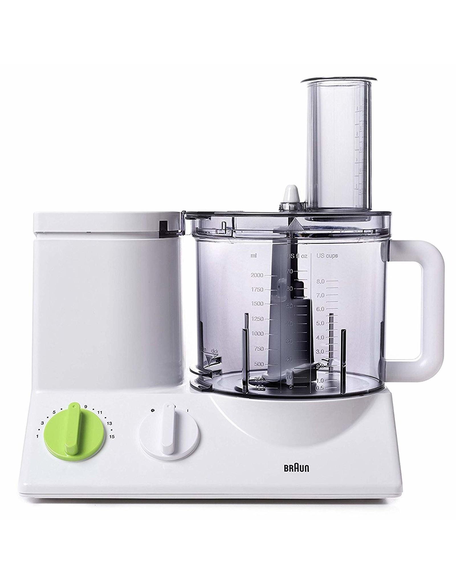 Braun Food Processor  FP3020
