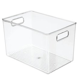 Interdesign Linus Binz 12x8x8 Clear