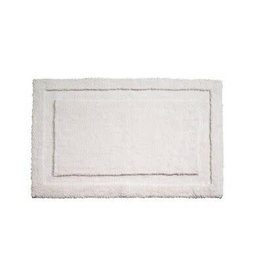 Interdesign InterDesign Spa Rug, White