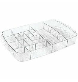 Interdesign InterD-Rain Cosmetic Tray