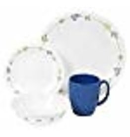 Corelle Corelle Secret Garden  Service For 4