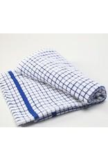 Blue Checkered Dish Towel