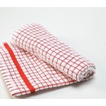 Red Checkered Towel
