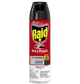 RAID ANT & ROACH 17.5oz UNSCENTED