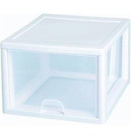 DRAWER-27qt-WHITE-FRAMED