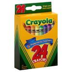 24 Pack Crayola Crayons
