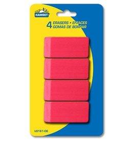 4 Pack Eraser