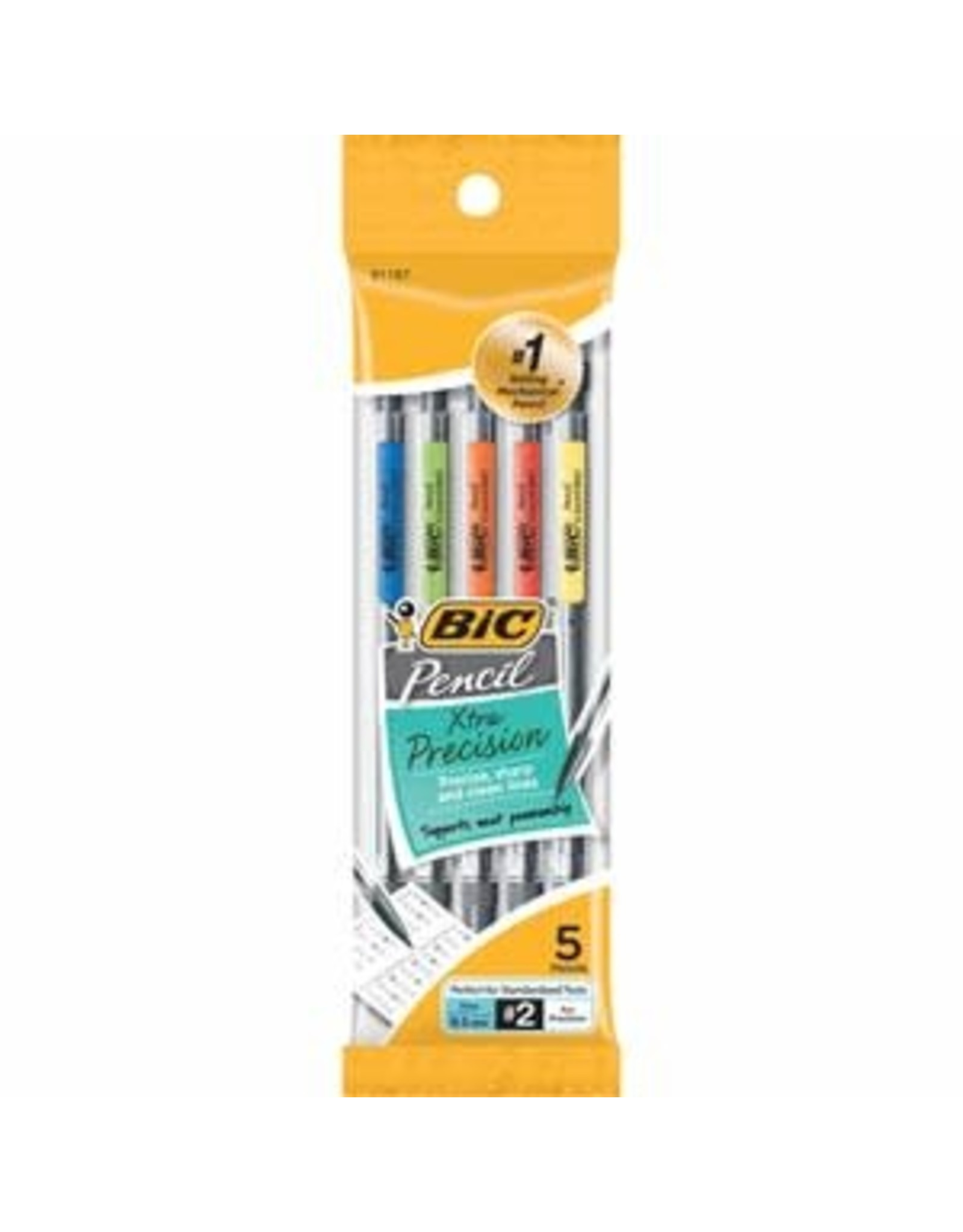 5 Pack Mechanical Pencils