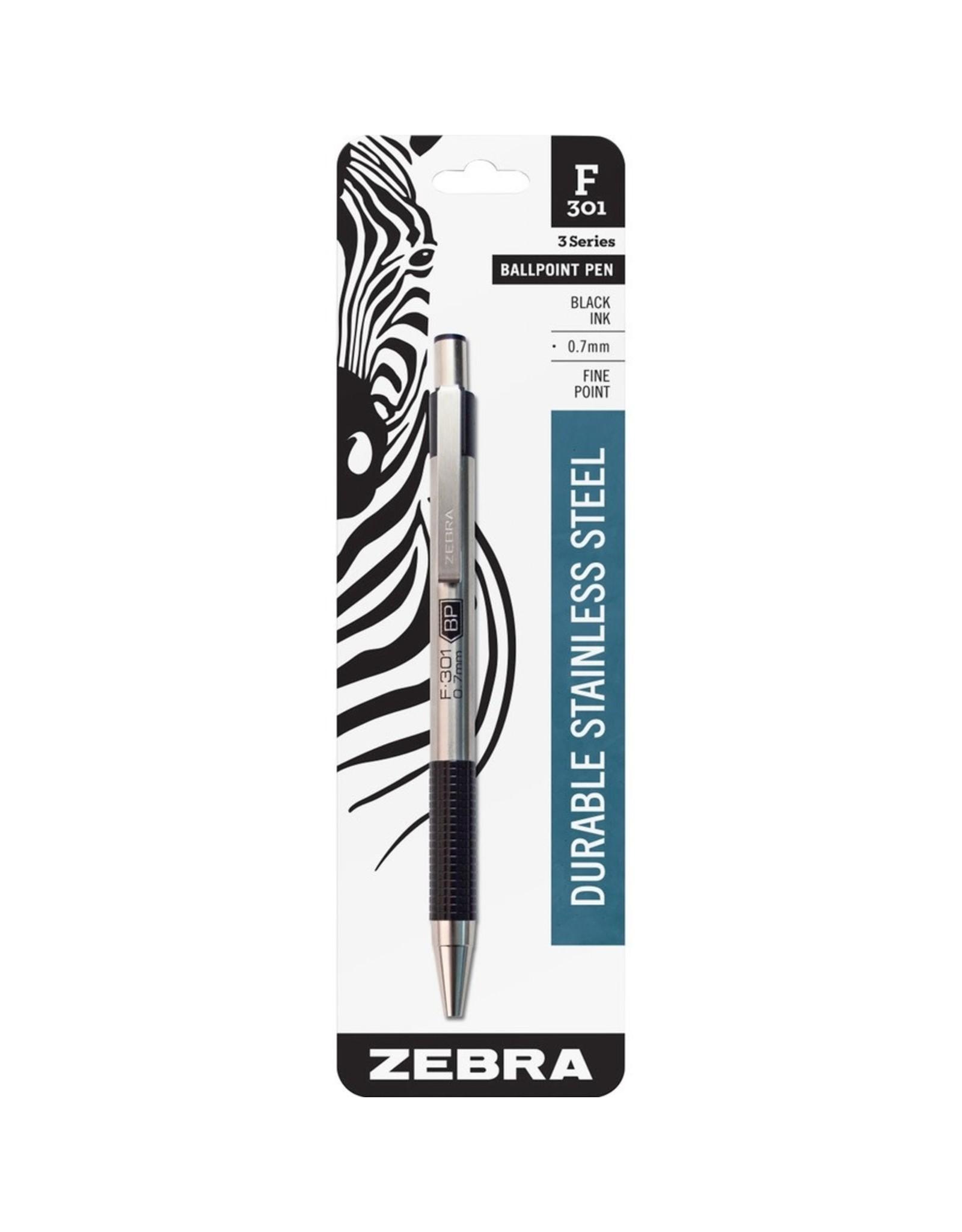 Black Fine Point Pen