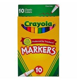 Crayola Fine Line Markers