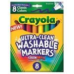 Crayola Broad Line 8 Washable Markers