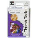 100 Thumb Tacks