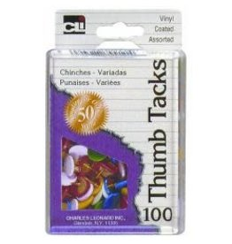 100 Thumb Tacks