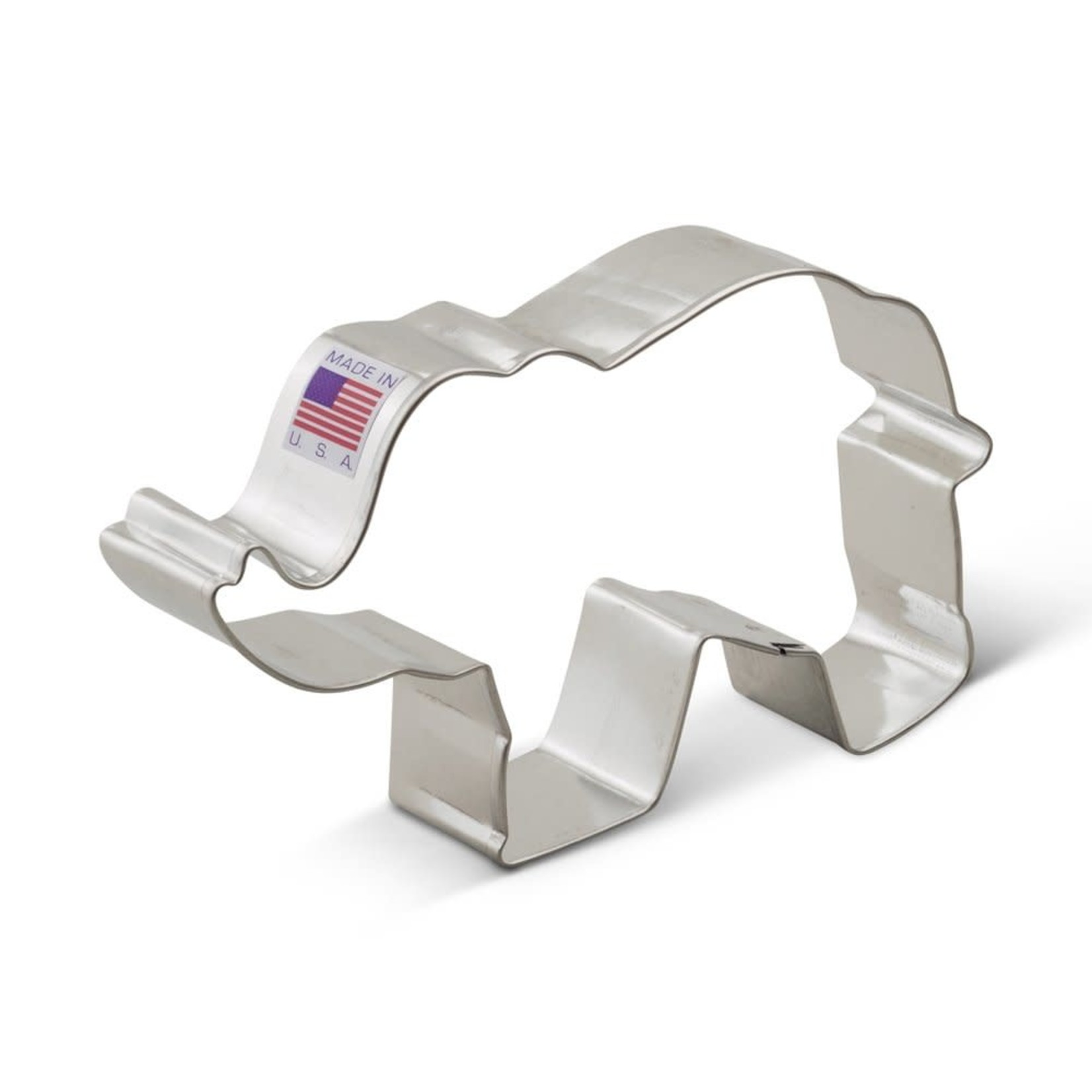 """5"""" Elephant Cookie Cutter"""