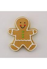 """3"""" Gingerbread Man Cookie Cutter"""