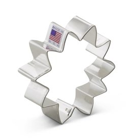 "3.5"" Sunflower Cookie Cutter"