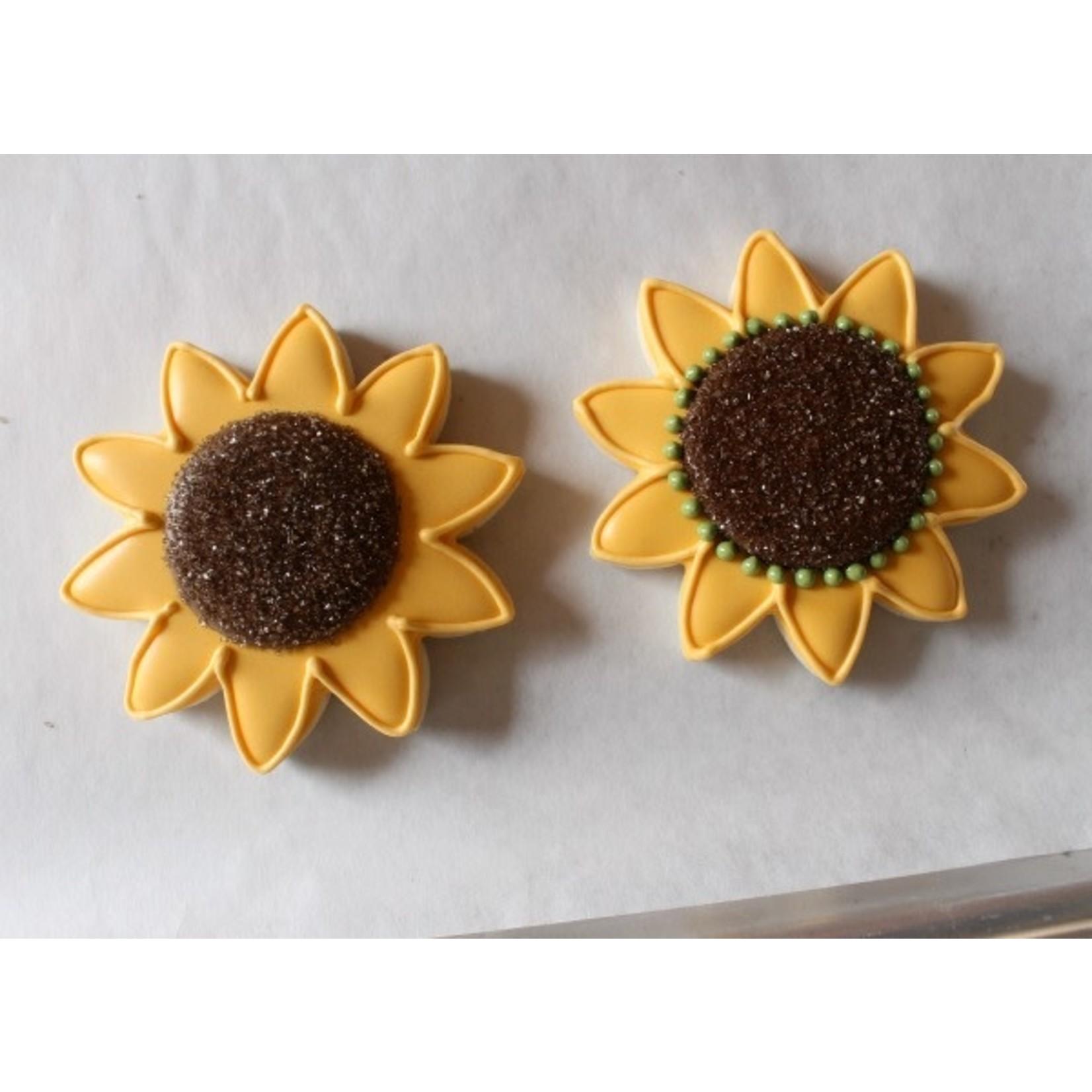 "3.5"" Sunflower Cookie Cutter"