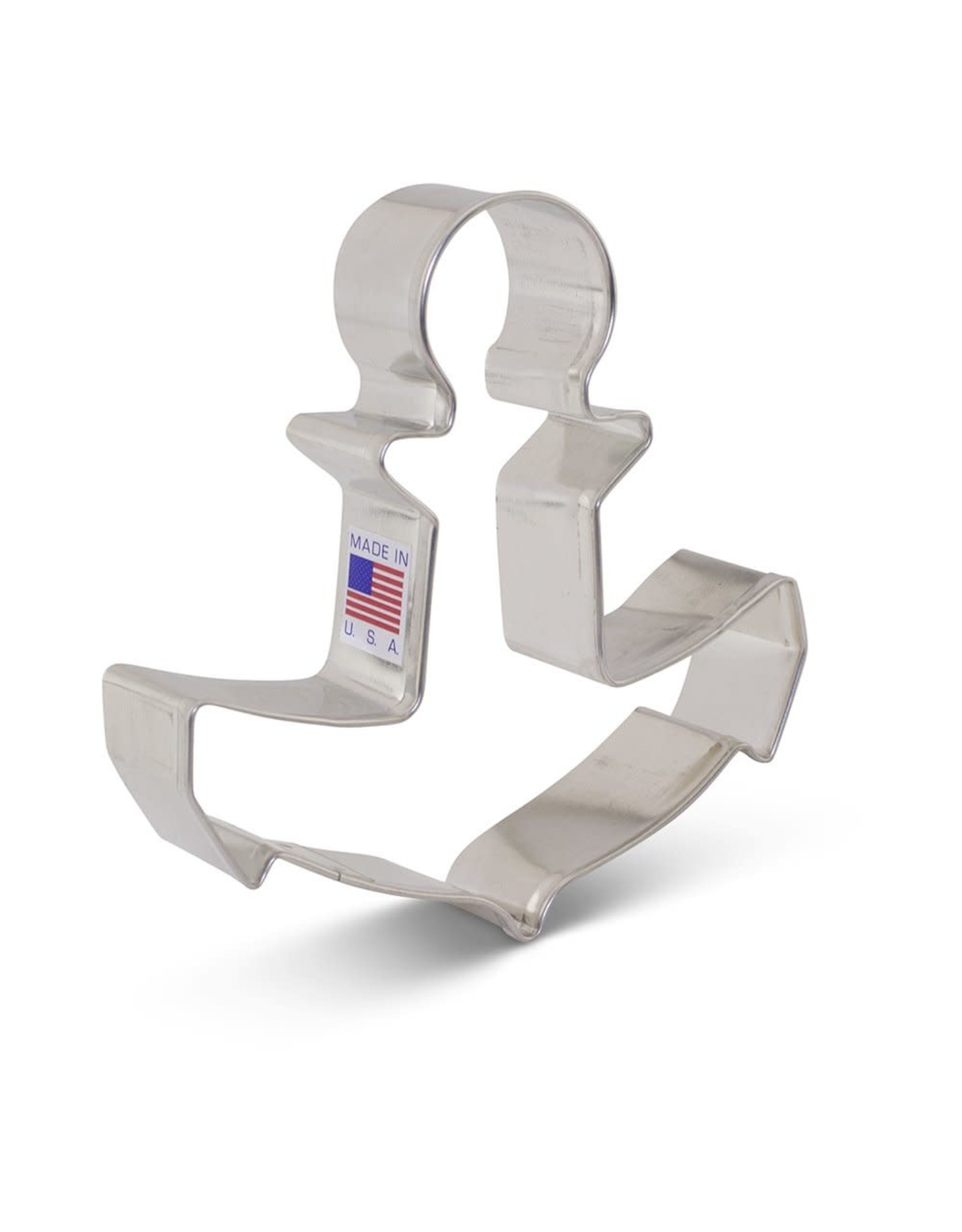 """4"""" Anchor Cookie Cutter"""