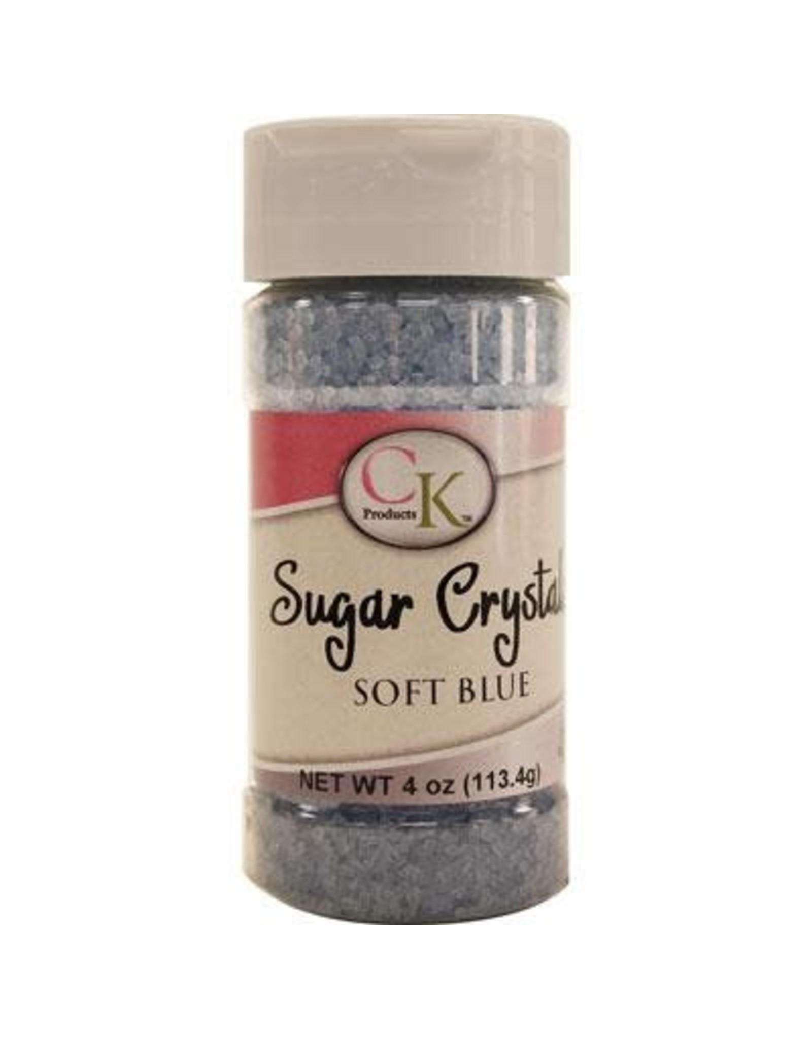 CK Soft Blue Sugar Crystals