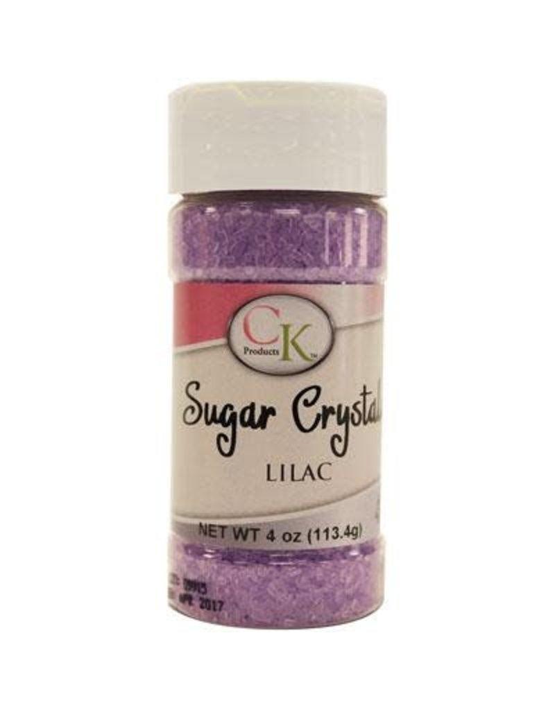 CK Lilac Sugar Crystals