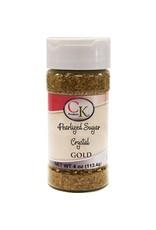 Ck Gold Pearlized Sugar Crystals