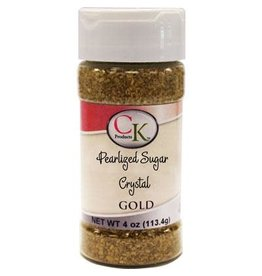 Ck Gold Pearlized Sugar Crystals
