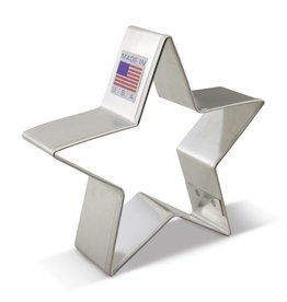 "3.25"" Star Cookie Cutter"