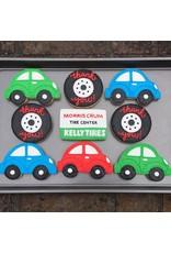 Ann Clark 4.75'' Small Car Cookie Cutter