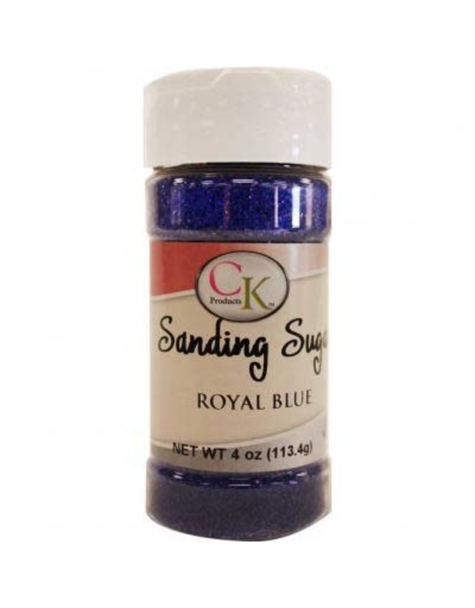 CK Royal Blue Sanding Sugar