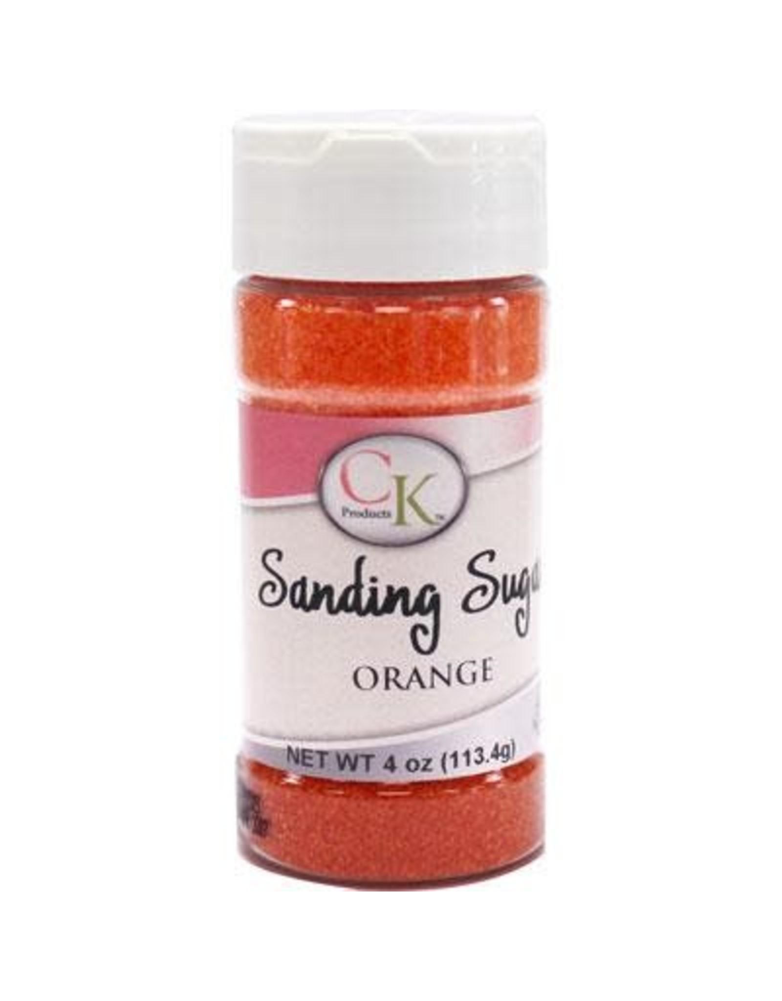 CK Orange Sanding Sugar