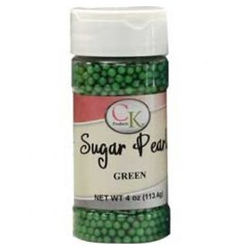 CK Green Sugar Pearls
