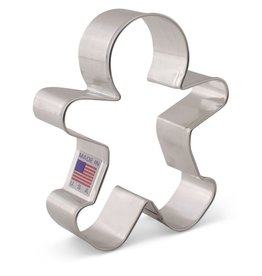 "3.75"" Gingerbread Man Cookie Cutter"