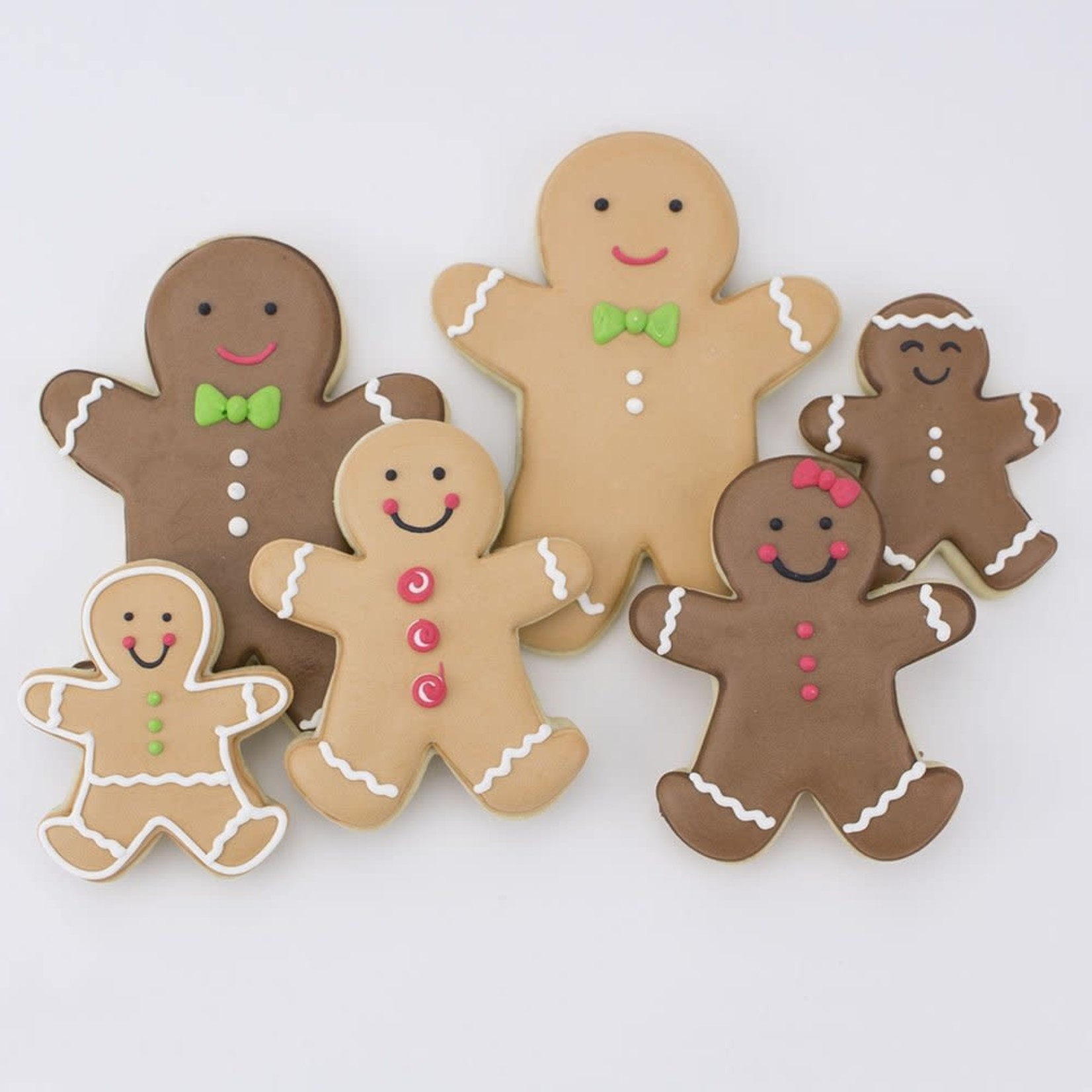 """3.75"""" Gingerbread Man Cookie Cutter"""