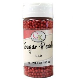 CK Red Sugar Pearls