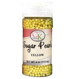 CK Yellow Sugar Pearls
