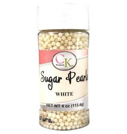 CK White Sugar Pearls