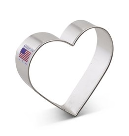 "3.25"" Heart Cookie Cutter"