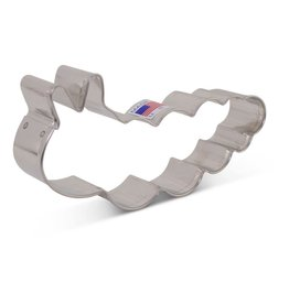 "4.75"" Caterpillar Cookie Cutter"