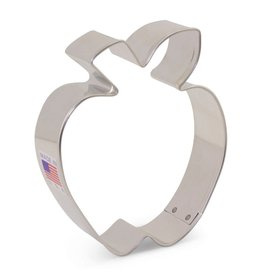 "3.5"" Apple Cookie Cutter"