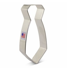 "4.75"" Neck Tie Cookie Cutters"