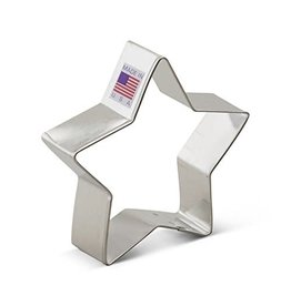 "Ann Clark 3.5"" Star Cookie Cutter"