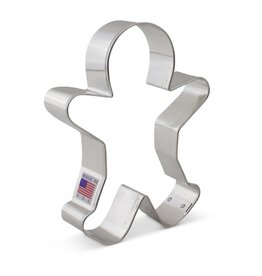 "5"" Gingerbread Man Cookie Cutter"