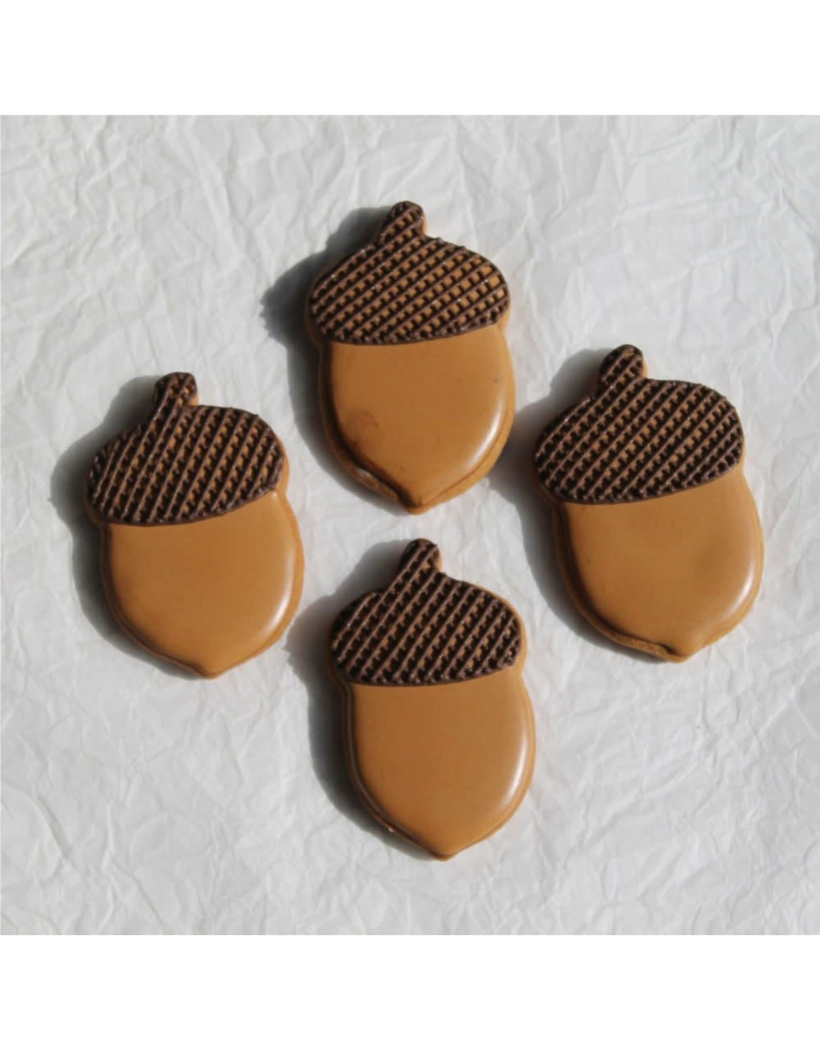 "2.5"" Acorn Cookie Cutter"