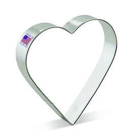 "5"" Heart Cookie Cutter"