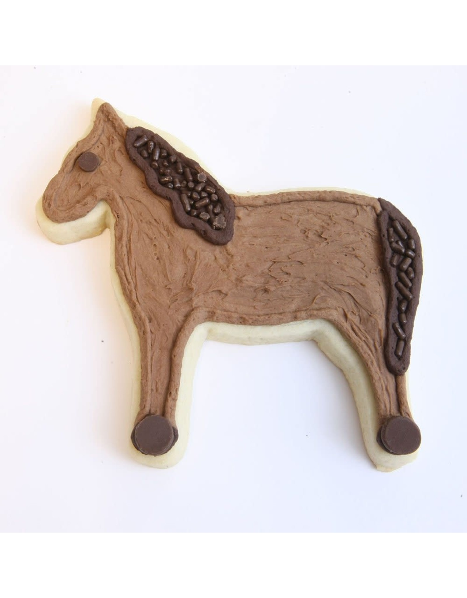 "3.75"" Horse Cookie Cutter"