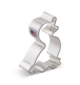 "3"" Duck Cookie Cutter"